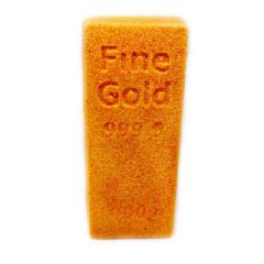 14k Gold Bar Fizzy Bath Bomb VEGAN